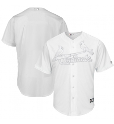 Cardinals Blank White 2019 Players Weekend Player Jersey