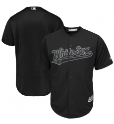 White Sox Blank Black 2019 Players Weekend Authentic Player Jersey