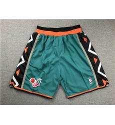1996 All Star Green Just Don Shorts