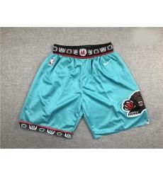 Grizzlies Green Nike Swingman Shorts