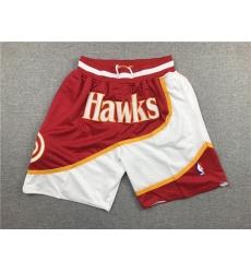 NBA Atlanta Hawks Swingman Shorts