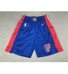 NBA Detroit Pistons Swingman Shorts
