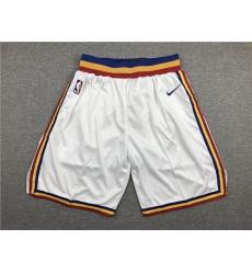 NBA Golden States Warriors Swingman Red Shorts