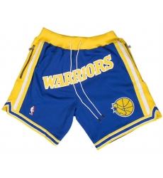 NBA Golden Warriors Shorts 542