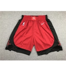 NBA Houston Rockets Pocket Swingman Shorts