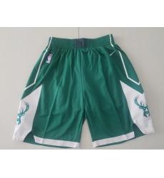 NBA Milwaukee Bucks Pocket Swingman Shorts