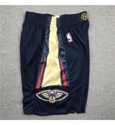 NBA New Orleans Pelicans Swingman Navy Shorts