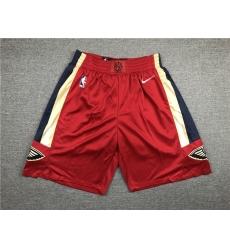 NBA New Orleans Pelicans Swingman Shorts