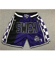 NBA Sacramento Kings Pocket Swingman Shorts