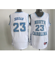 NBA North Carolina #23 jordan white Jerseys