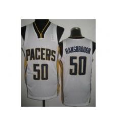 NBA North Carolina #50 tyler hansbrough white[revolution 30]