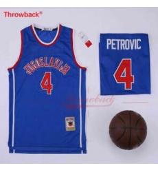 Drazen Petrovic 4 Jugoslavija Yugoslavia Croatia NBA