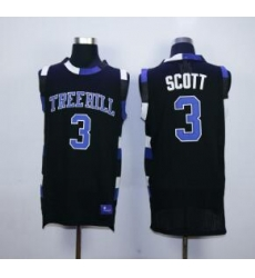 One Tree Hill Scott Ravens Movie jersey 3 Black