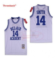 The Fresh Prince 14 Bel Air Academy Basketball Movie White