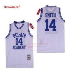 The Fresh Prince 14 Bel Air Academy Basketball Movie White