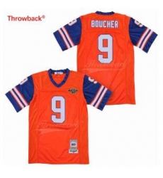 The Waterboy #9 Jersey Bourbon Bowl Bobby Boucher
