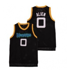 space jam Bugs Bunny 0 Black Film Jersey