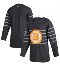 Bruins Blank Gray 2020 NHL All Star Game Adidas Jersey