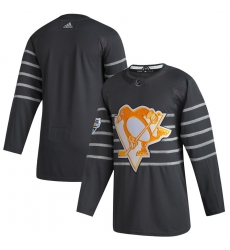 Penguins Blank Gray 2020 NHL All Star Game Adidas Jersey