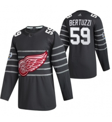 Red Wings 59 Tyler Bertuzzi Gray 2020 NHL All Star Game Adidas Jersey