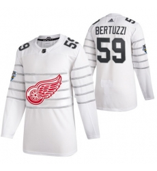 Red Wings 59 Tyler Bertuzzi White 2020 NHL All Star Game Adidas Jersey