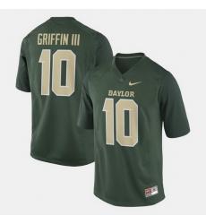 Baylor Bears Robert Griffin Iii Alumni Football Game Green Jersey