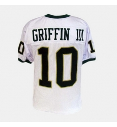 Baylor Bears Robert Griffin Iii College Football White Jersey