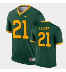 Men Baylor Bears Josh Fleeks Legend Green College Football Jersey