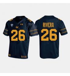 California Golden Bears Bug Rivera College Football Navy Jersey