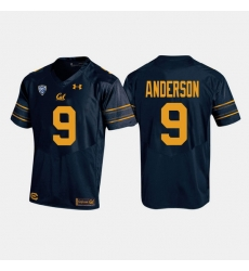 California Golden Bears Matt Anderson College Football Navy Jersey