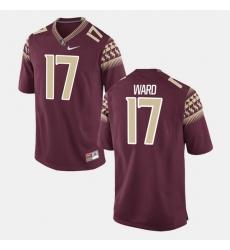 Florida State Seminoles Charlie Ward Alumni Football Game Garnet Jersey