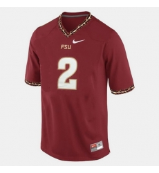 Florida State Seminoles Deion Sanders College Football Red Jersey