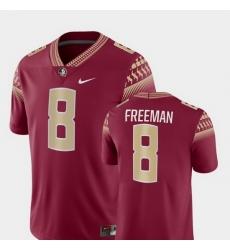 Men Florida State Seminoles Devonta Freeman 8 Garnet Game College Football Jersey