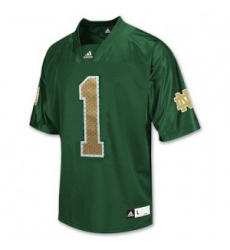 Men 1 Replica Green Jersey