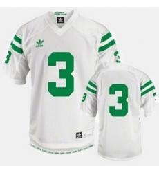 Men Notre Dame Fighting Irish Joe Montana College Football White Jersey