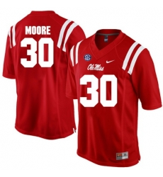 Ole Miss Rebels A.J. Moore 30.jpg