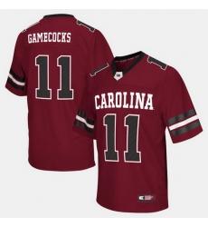 Men South Carolina Gamecocks College Football Garnet Jersey