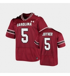 Men South Carolina Gamecocks Dakereon Joyner Replica Garnet Football Jersey