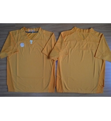 Tennessee Vols Blank Orange Stitched NCAA Jersey