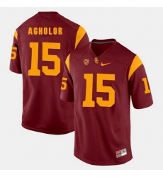 Men Usc Trojans Nelson Agholor Pac 12 Game Red Jersey