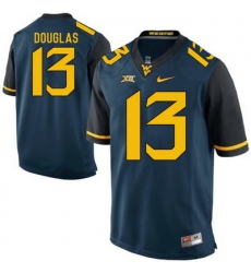West Virginia Mountaineers Rasul Douglas 13 Blue.jpg