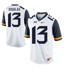 West Virginia Mountaineers Rasul Douglas 13 White.jpg