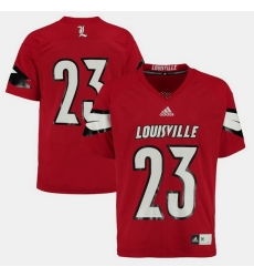 Louisville Cardinals College Football Red Jersey