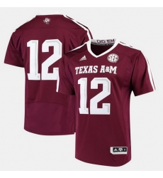 Men Texas A M Aggies 2017 Special Games Maroon Jersey