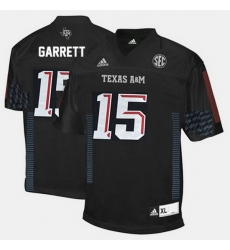 Men Texas A M Aggies Myles Garrett College Football Black Jersey