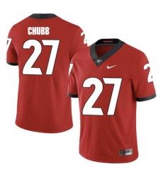 2017 Nick Chubb 27 Red Jersey.jpg