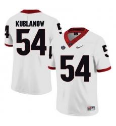 Brandon Kublanow 54 White Jersey  .jpg