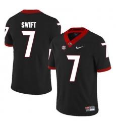 D #x27;Andre Swift 7 Black Jersey  .jpg