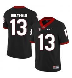 Elijah Holyfield 13 Black Jersey .jpg