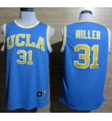 UCLA Bruins Reggie Miller 31 Blue College Basketball Jersey